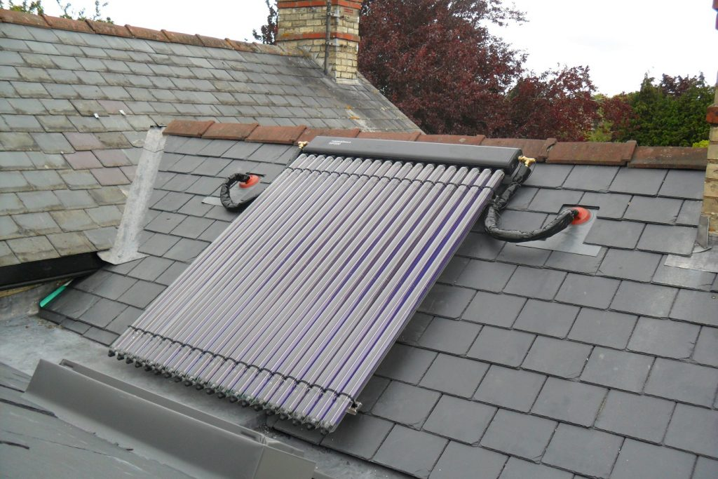 Solar heater repairs and installation